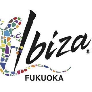 福岡のクラブ「イビザ」ロゴ