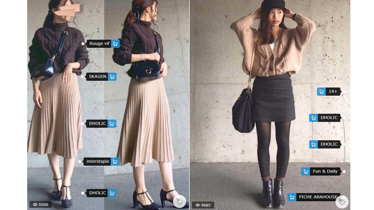 オタクの街コン「アニメコン」でモテる女性の服装コーデ例