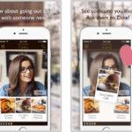 デーティングアプリ「dine」のWEBサイトバナー